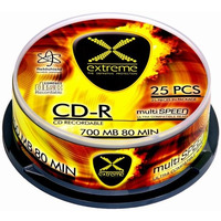 CD-R 700MB x52 - Cake Box 25