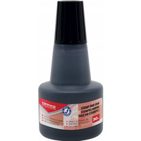 Tusz do pieczątek OFFFICE PRODUCTS, 30ml, czarny